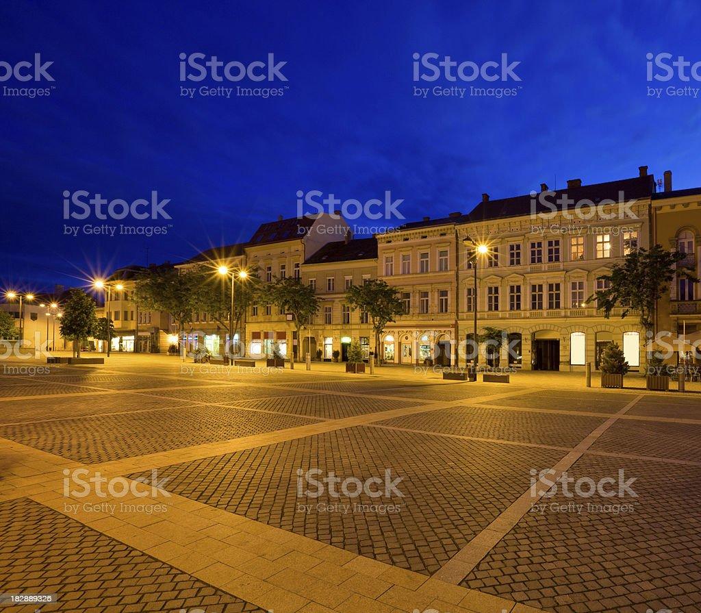 Szombathely, Hungary royalty-free stock photo