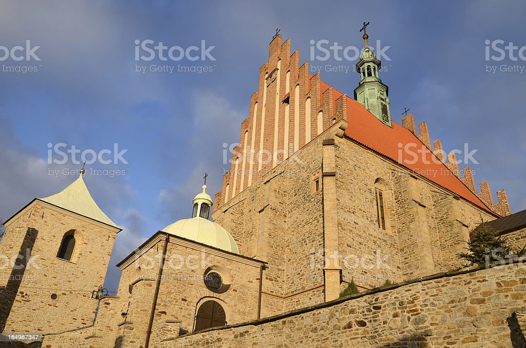 Szydłowiec royalty-free stock photo