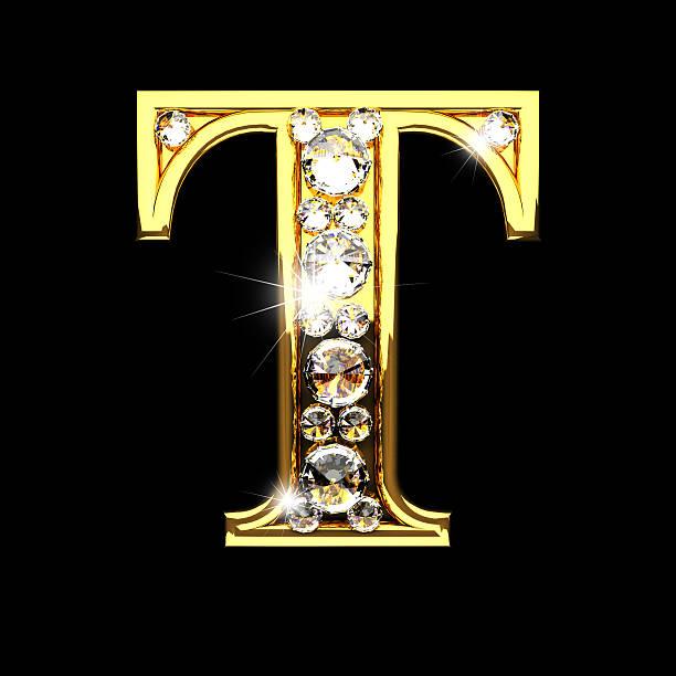 Royalty Free Diamond Letter T Alphabet Letter V Pictures ...