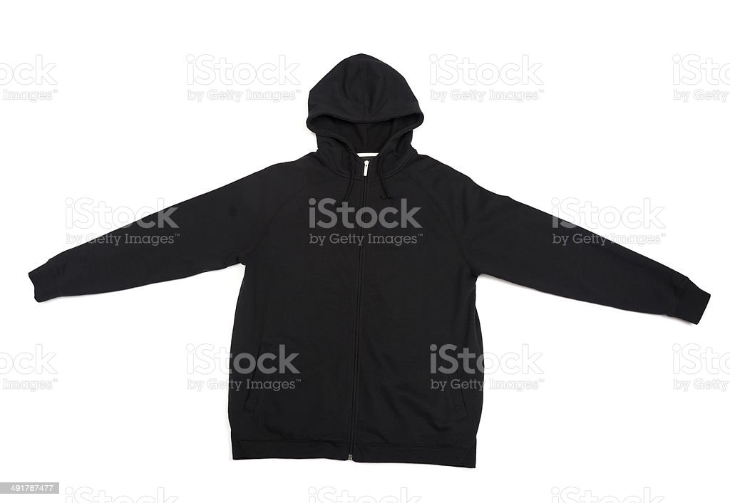 Royalty Free Black Hoodie Template Pictures, Images And Stock