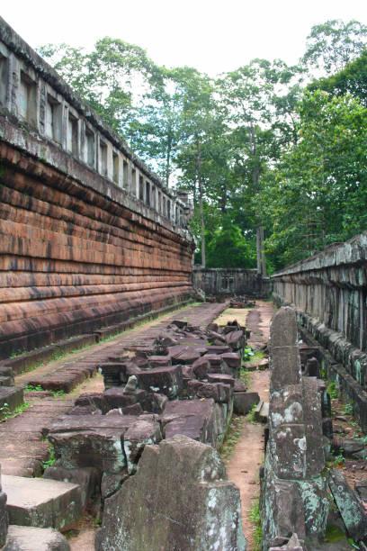 Ta Keo in Siem Reap stock photo