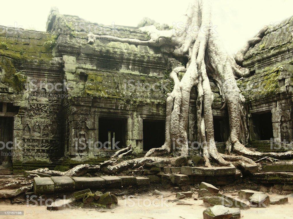 Ta Phrom royalty-free stock photo