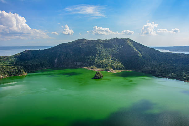 Taal Volcano, Luzon Island of the Philippines – Foto