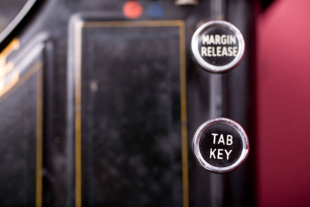 Tab Key stock photo