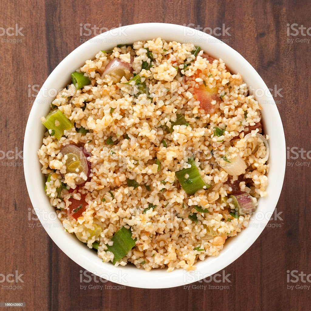 Taboulé salade - Photo