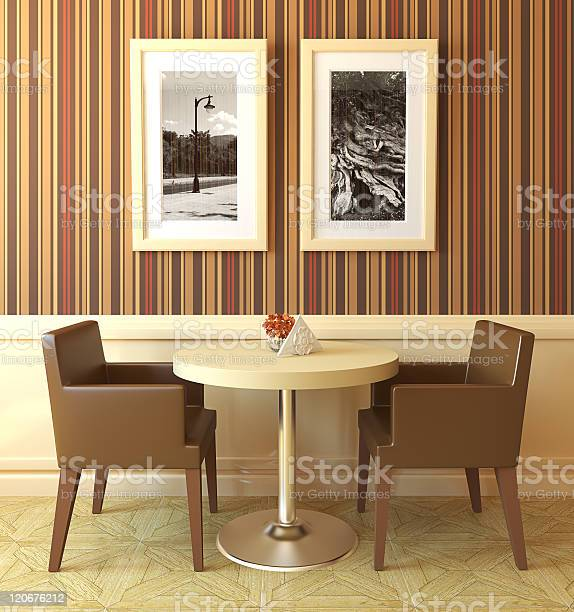 Table and chairs at a modern coffee house picture id120676212?b=1&k=6&m=120676212&s=612x612&h=felazhhaqfhs9bgr54askgigyu9gsrasdstsxzpijrw=