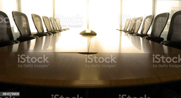 Table boardroom with chair in morning meeting associate picture id584579908?b=1&k=6&m=584579908&s=612x612&h= 2z10h f6uwqraaau4zzour6gye5qkrzndsf5ws3  q=