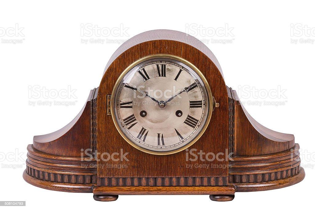 Table Clock stock photo