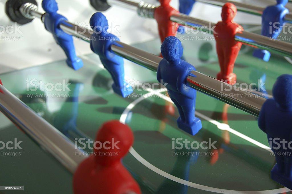 table football royalty-free stock photo