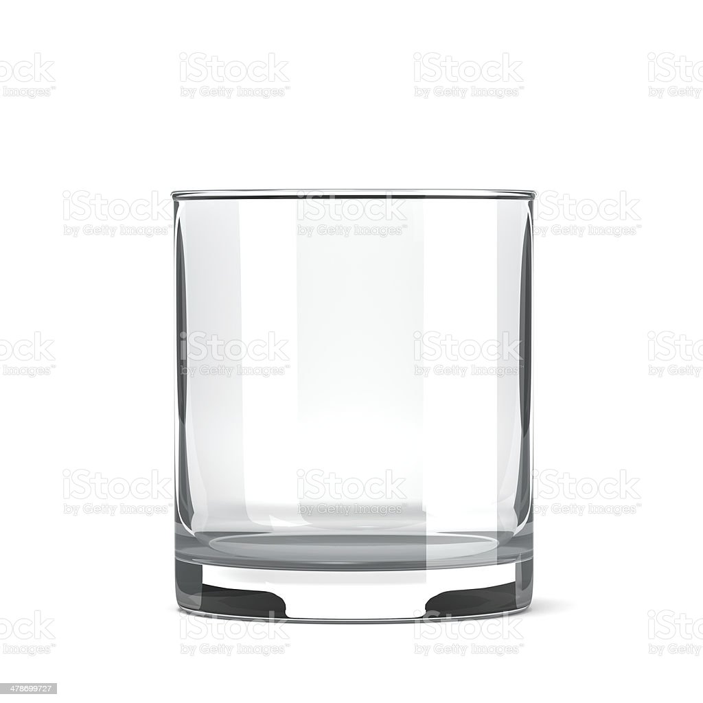 Table Glass royalty-free stock photo