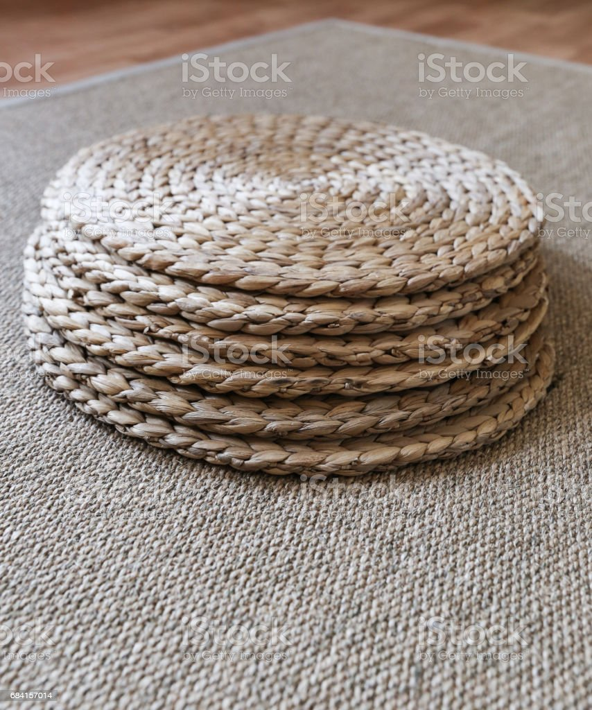 A Table Mat royalty free stockfoto