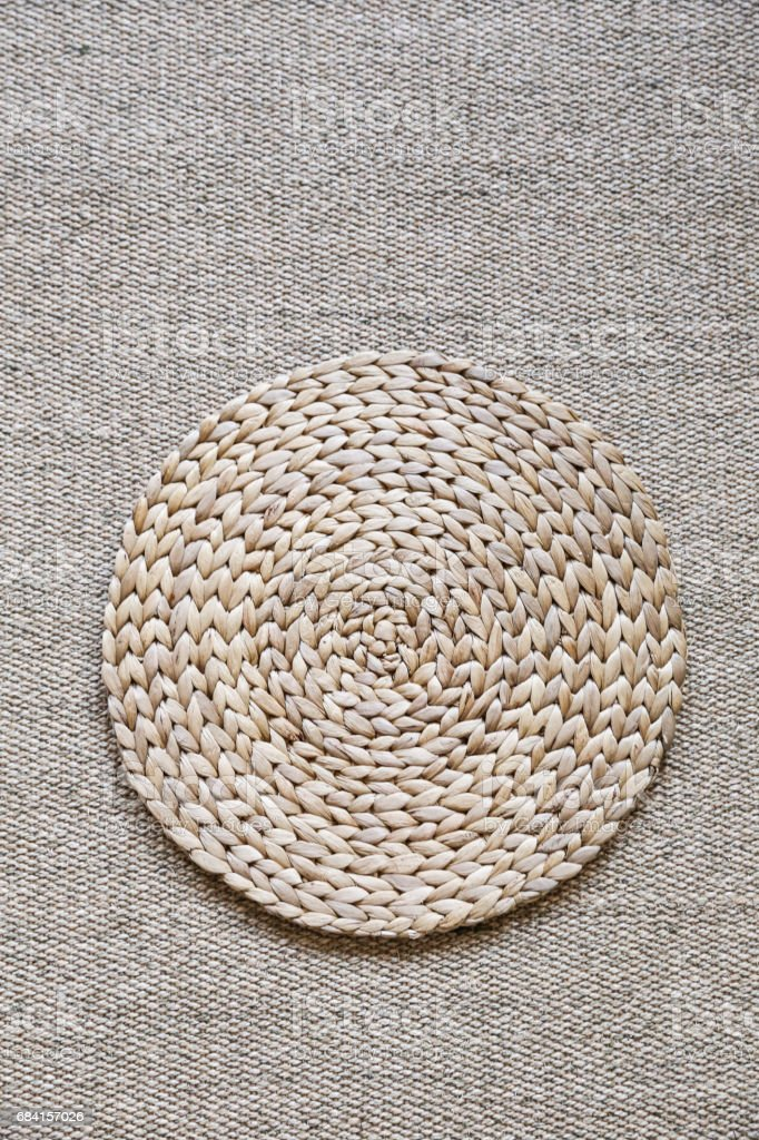 A Table Mat foto stock royalty-free