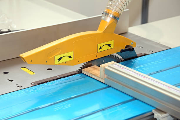 Table Saw stock photo