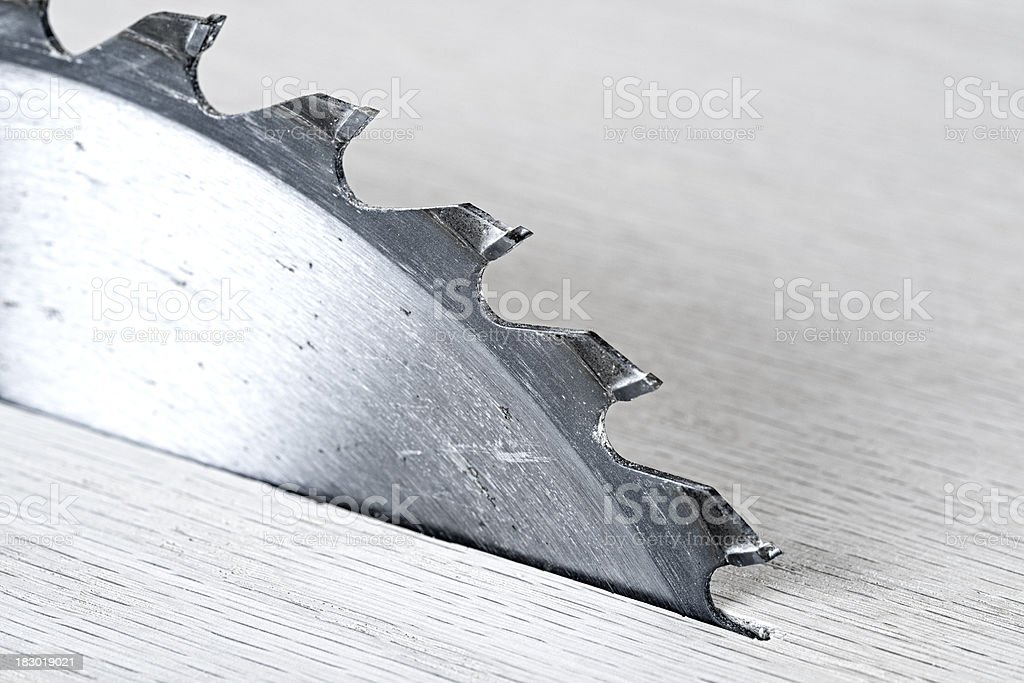 Table Saw stock photo
