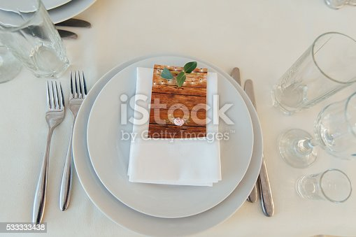 istock table set for wedding or another catered event 533333438