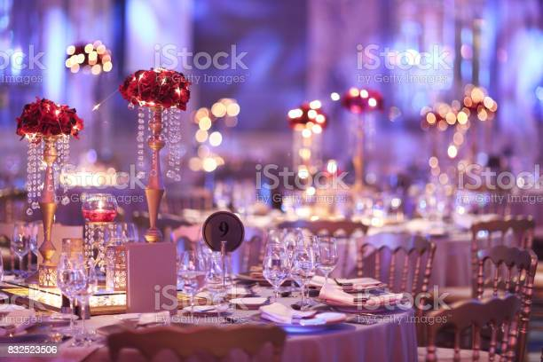 Table setting at a luxury wedding reception picture id832523506?b=1&k=6&m=832523506&s=612x612&h=nw5aey qm4rlmtr4ud3qhpt vkvykbttneu zjaadcw=