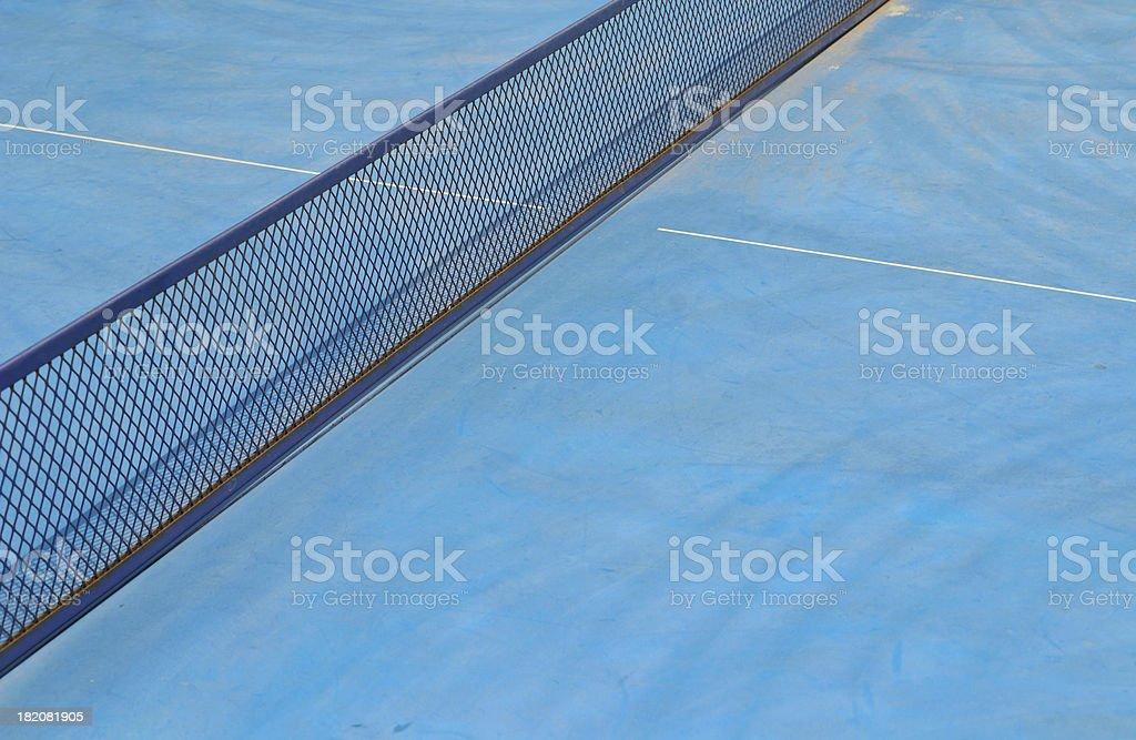 table tennis net royalty-free stock photo