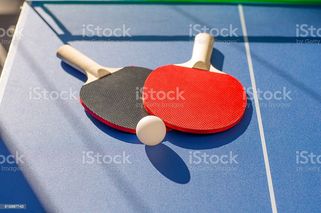tennis de table - Photo