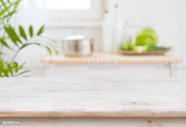 Table top and blurred kitchen room as background picture id907933236?b=1&k=6&m=907933236&s=612x612&h=suhqh3nzcyygxh 3jdxrhai8bnzqrmfbtcid6sihrag=