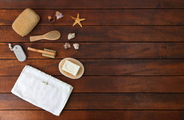 Table Top Bath Accessories for Body Care
