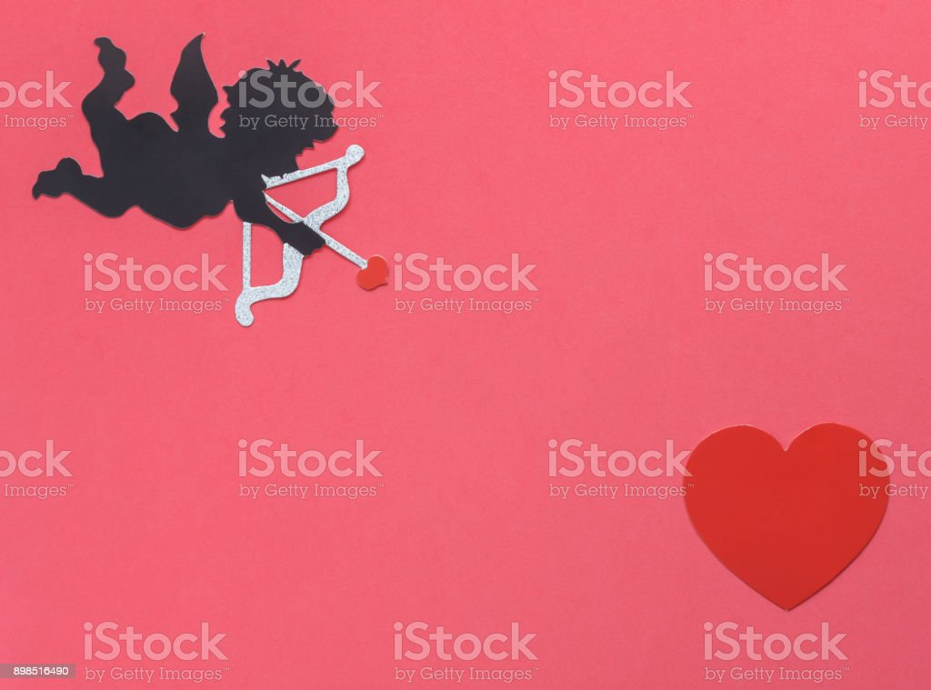 Table Top View Aerial Image Of Sign Valentines S Day Background ConceptDIY