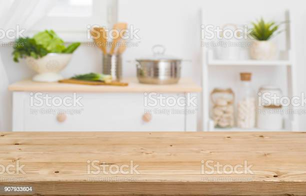Table top with blurred kitchen furniture as background picture id907933604?b=1&k=6&m=907933604&s=612x612&h=flsanfmehyqg6yx7xjww840gd0azfbhco9auof3hwzg=