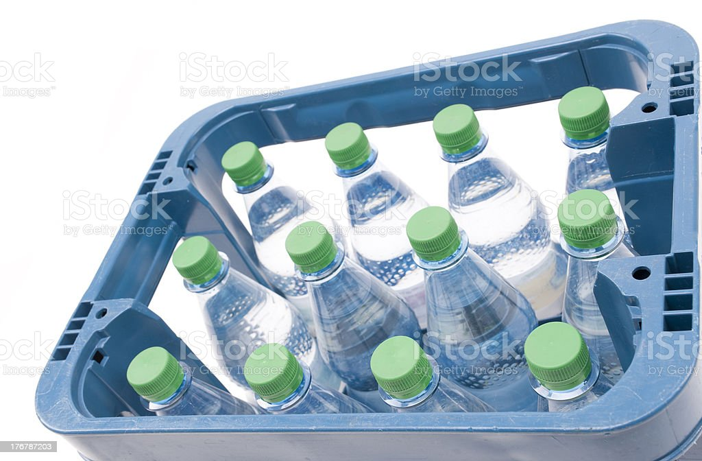 Table Water Box stock photo