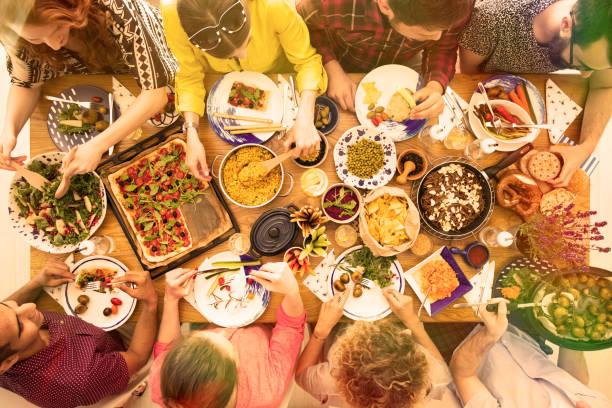 バイオ食品の表 - メキシコ料理 ストックフォトと画像