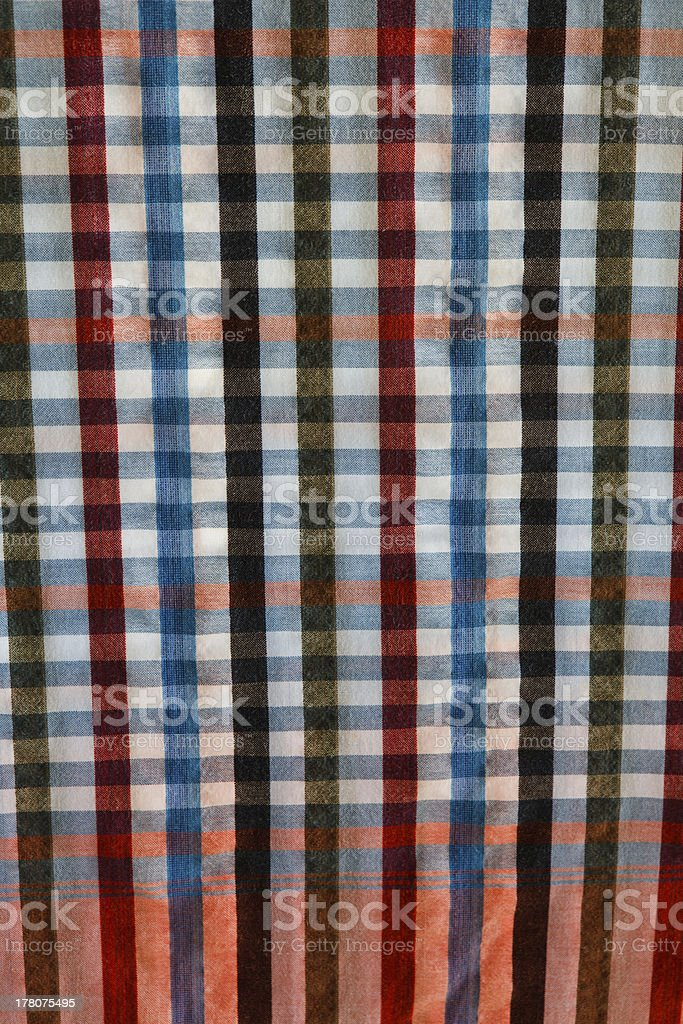tablecloth texture royalty-free stock photo