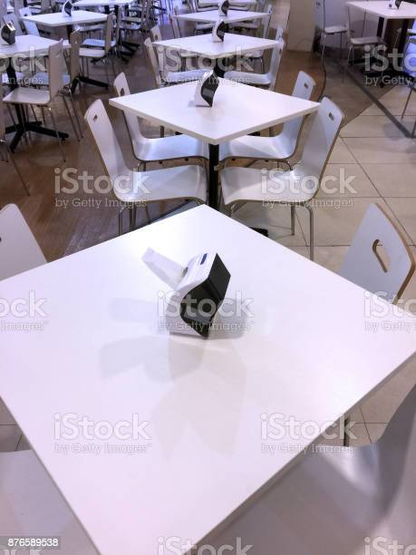 Tables and chairs line up in a cafeteria picture id876589538?b=1&k=6&m=876589538&s=612x612&h=ca9etntd53ksn33fvu2 ec3xblm6dxqorcwrokx5vns=
