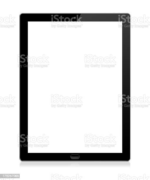 Tablet Computer Stock Photo - Download Image Now