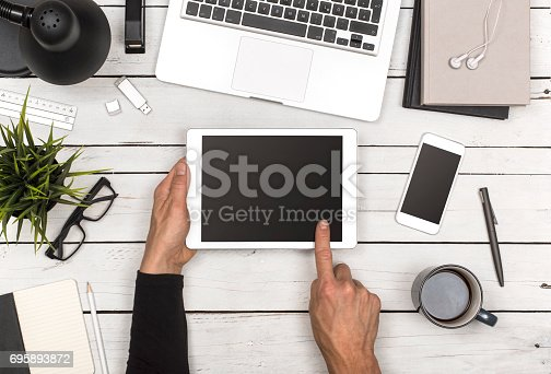 istock tablet office mockup 695893872