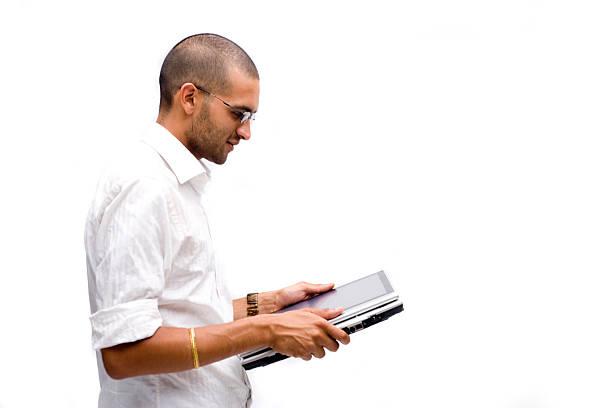 Tablet PC stock photo