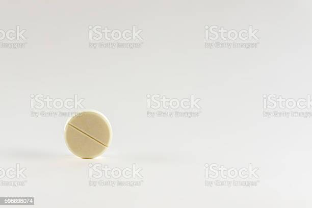 Tablets. Medicine for intake. It is released according to the recipe of the doctor.