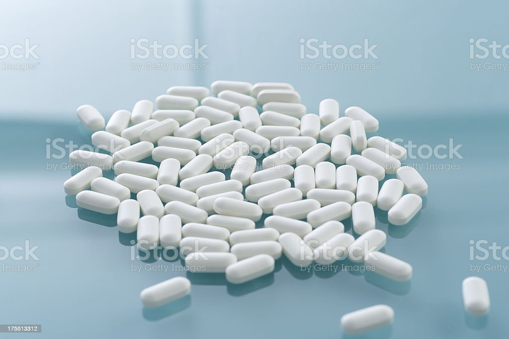 Tablets... stock photo