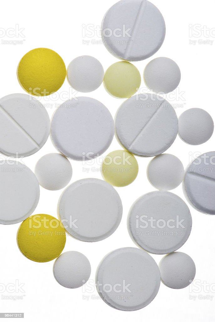 Tablets - Royalty-free Backgrounds Stock Photo