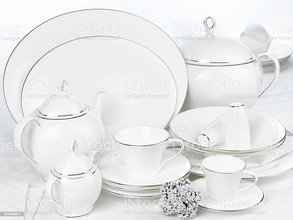 tableware - foto de stock