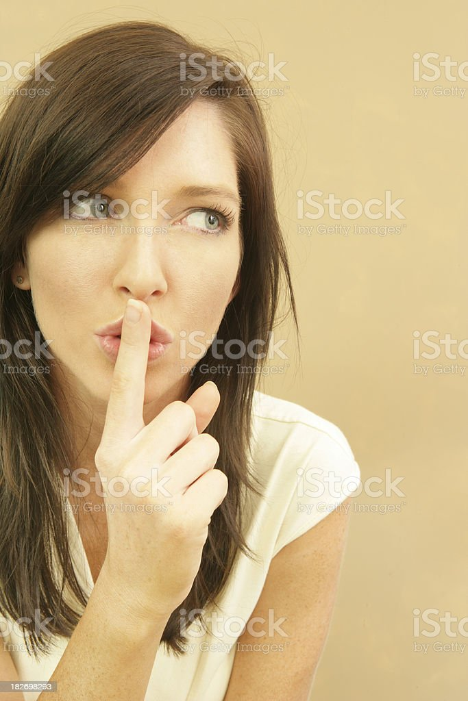 Taboo royalty-free stock photo