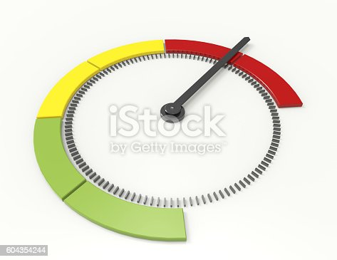 tachometer, speedometer and performance measurement icon