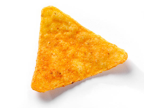 타코 칩 스톡 사진