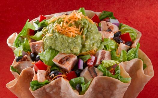 Taco Salad Stock Photo - Download Image Now