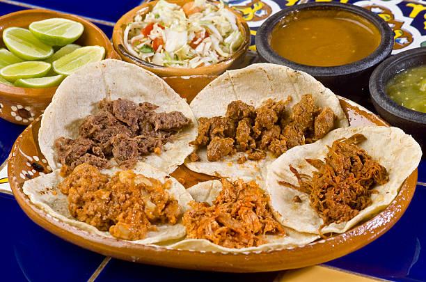 Tacos - foto de stock