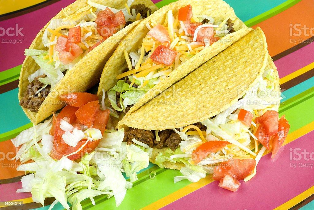 Tacos royalty free stockfoto