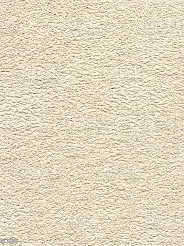 Tactile Stucco Texture royalty-free stock photo