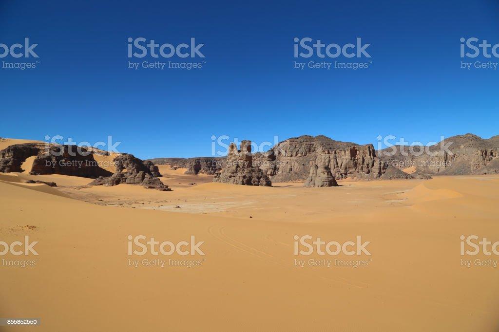 Tadrart Algérie - Photo