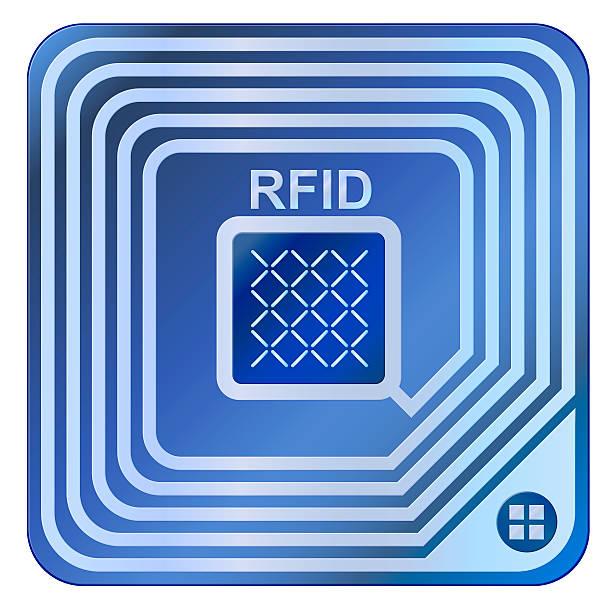 "RFID Tag ""Render of an RFID tag, Radio Frequency Identification chipSimilar image:[/url]"" radio frequency identification stock pictures, royalty-free photos & images"