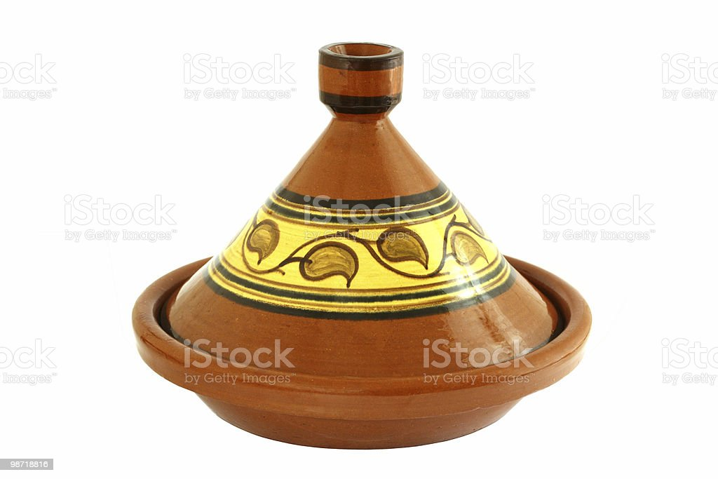 Tagine royalty-free stock photo