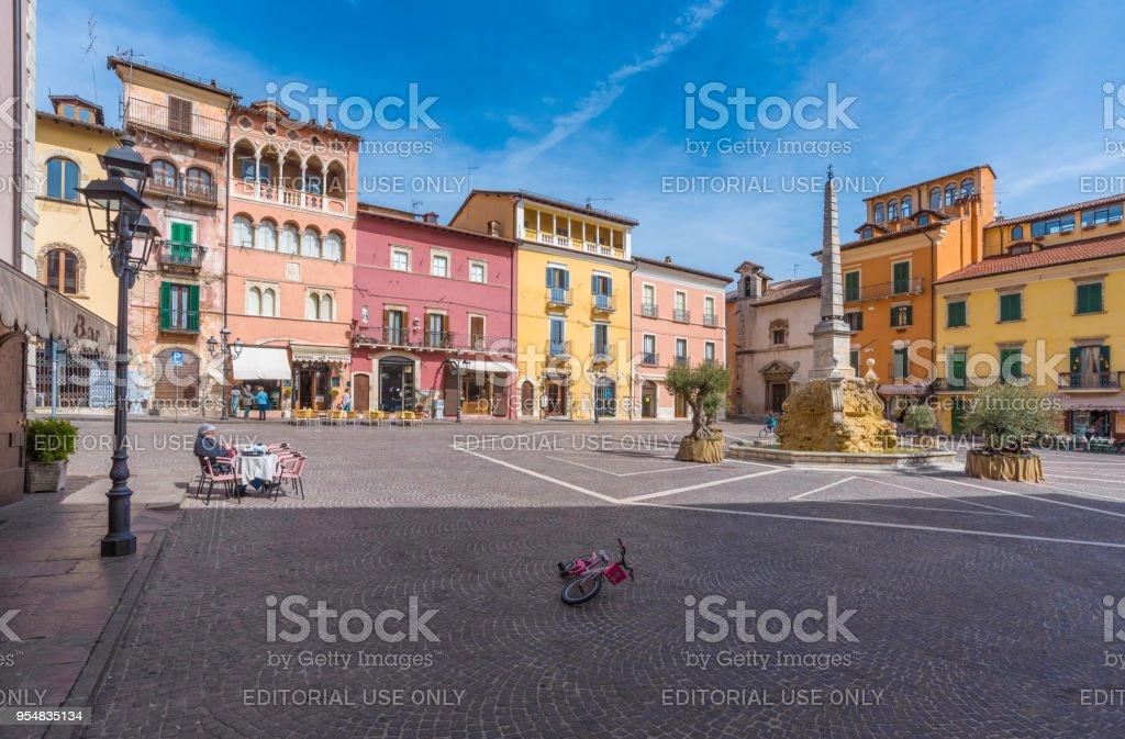 Tagliacozzo (Abruzzo, Italy) – zdjęcie