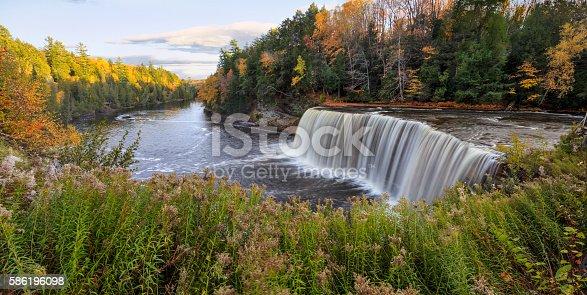 istock Tahquamenon Falls 586196098