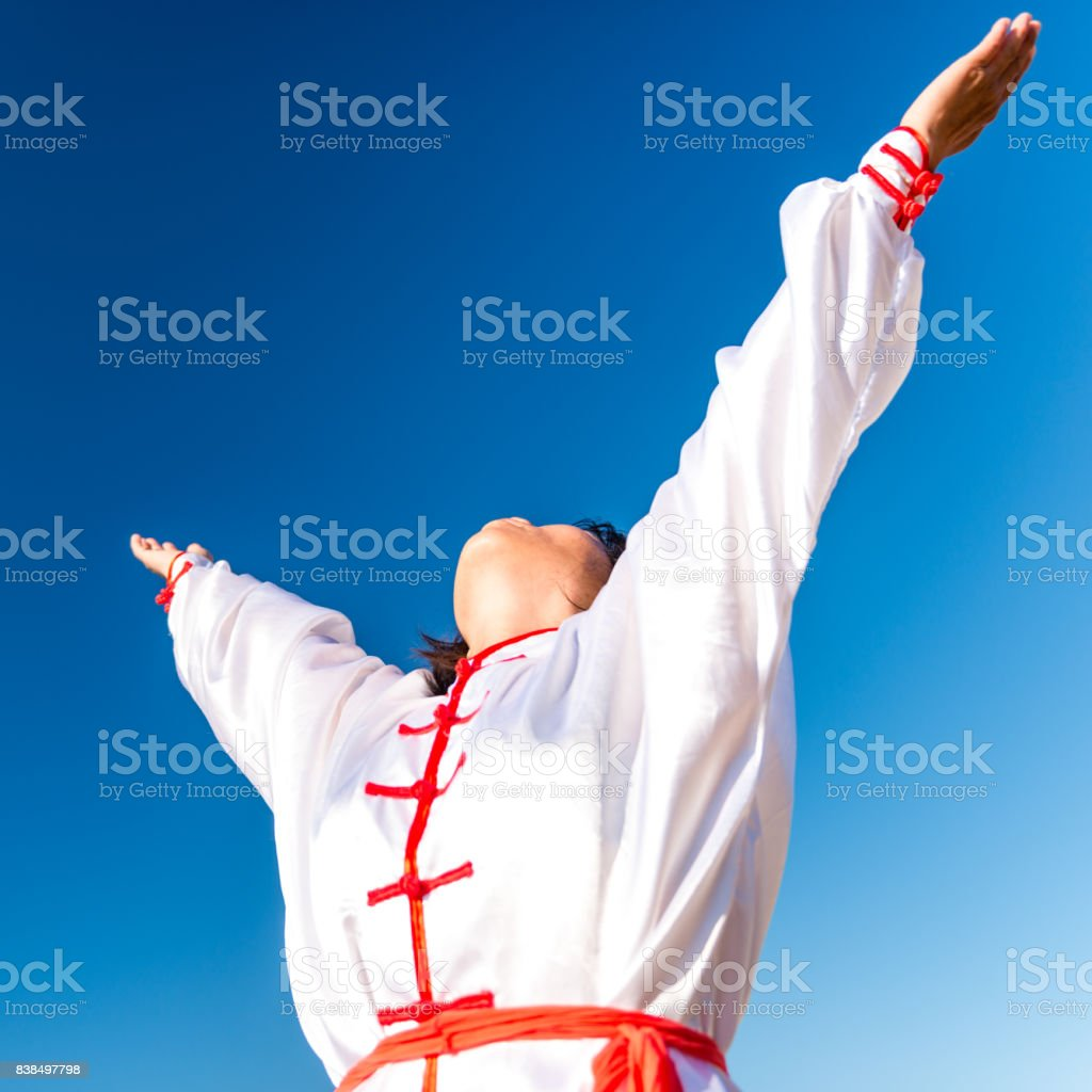 Tai Chi Energy Stock Photo - Download Image Now - iStock